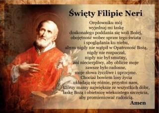 św. Filip Neri - zdjęcie