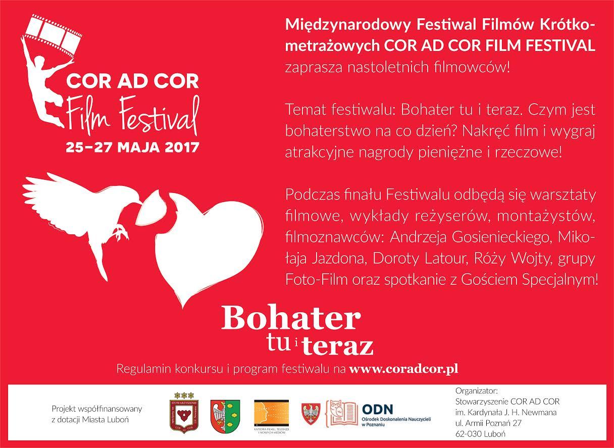 Festiwal filmowy | Szkoła Podstawowa im  św  Filipa Neri